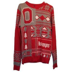 Ohio State Buckeyes sweater